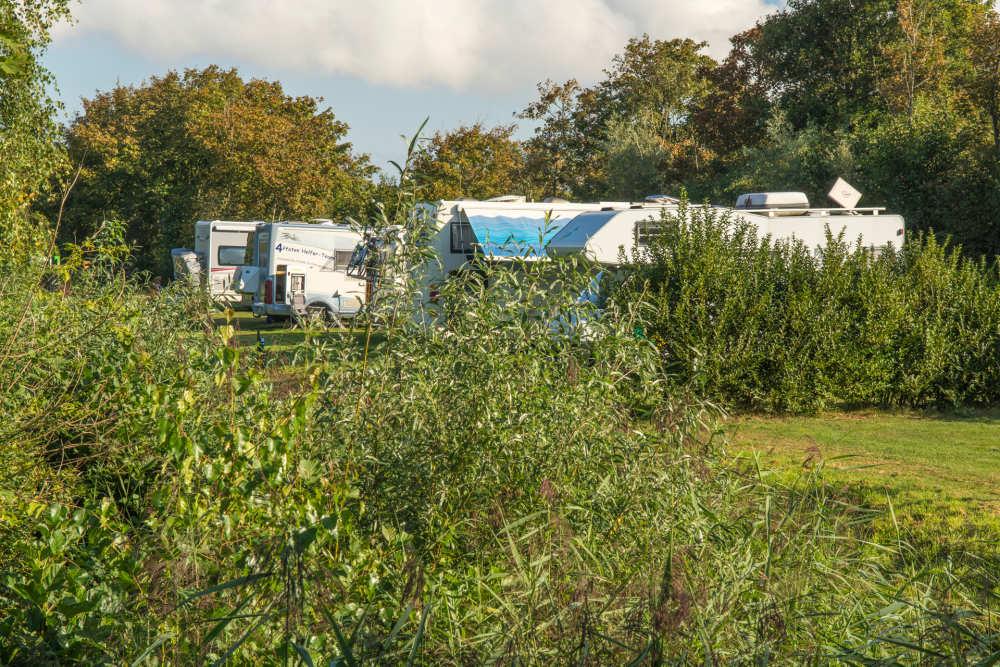 Vakantiepark De Krim, camperplaats