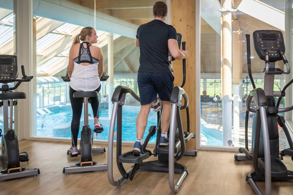 Vakantiepark De Krim, fitness, cardio