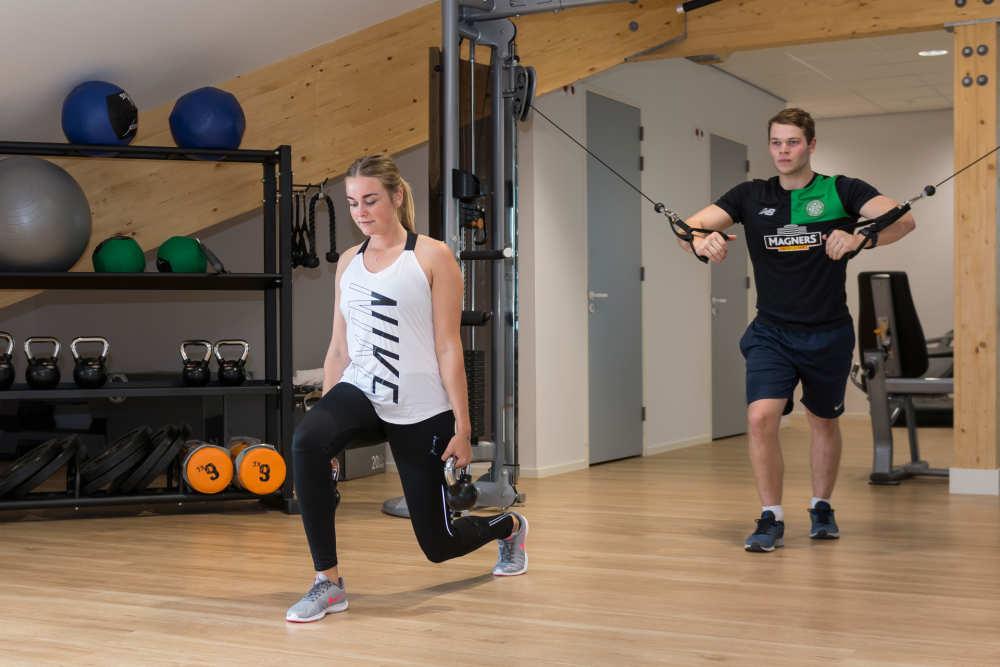 Vakantiepark De Krim, fitness