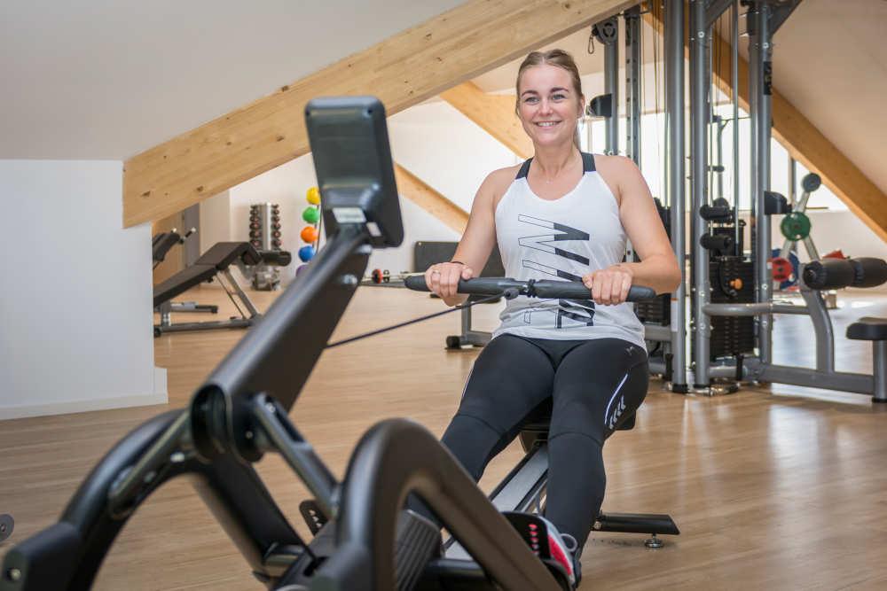Vakantiepark De Krim, fitness, roeien