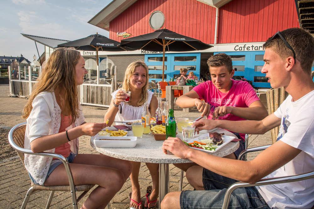 Camping Kogerstrand, restaurant Kogerduin