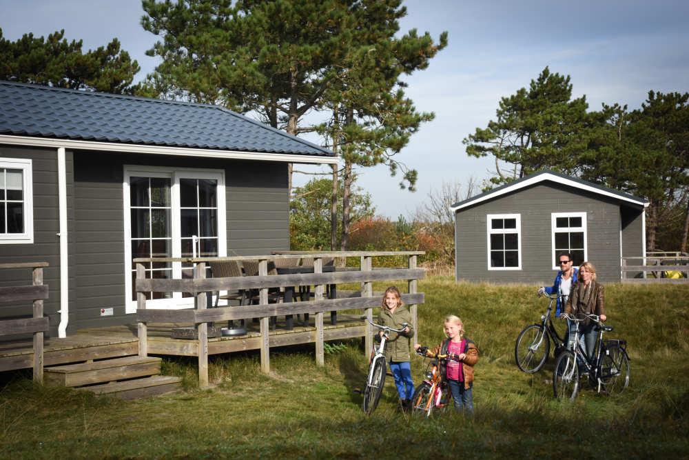 Chalet huren op Camping Loodsmansduin
