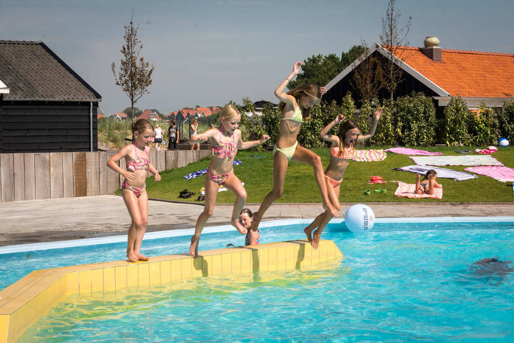Camping Loodsmansduin, swimming pool