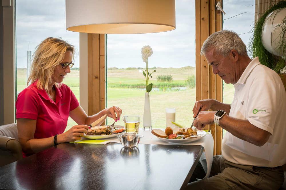 Golfbaan De Texelse, clubhuis