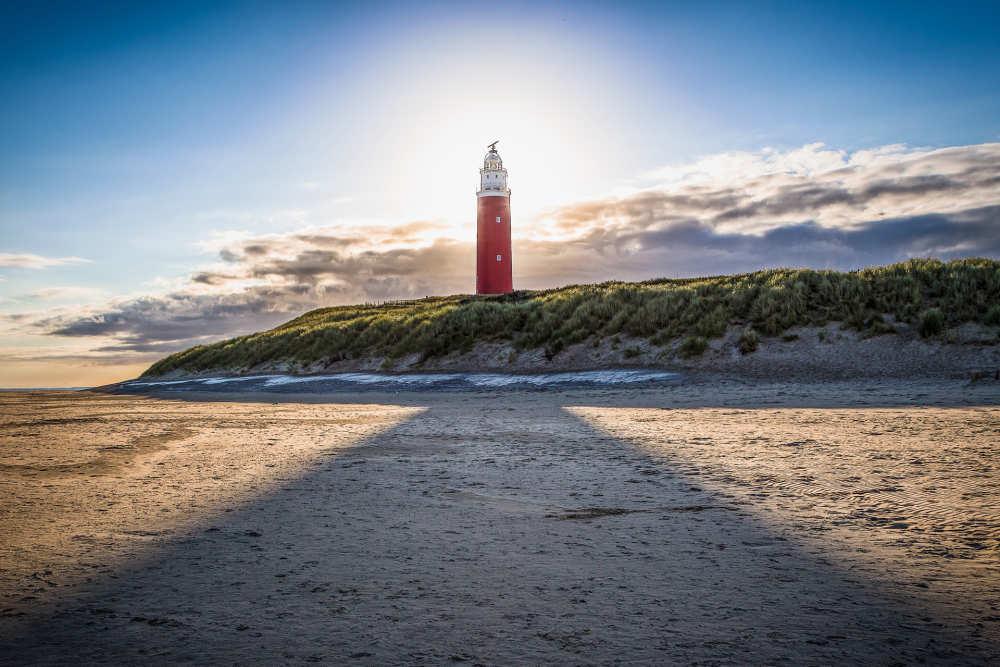 Vuurtoren-Zonsondergang-De-Krim-Texel