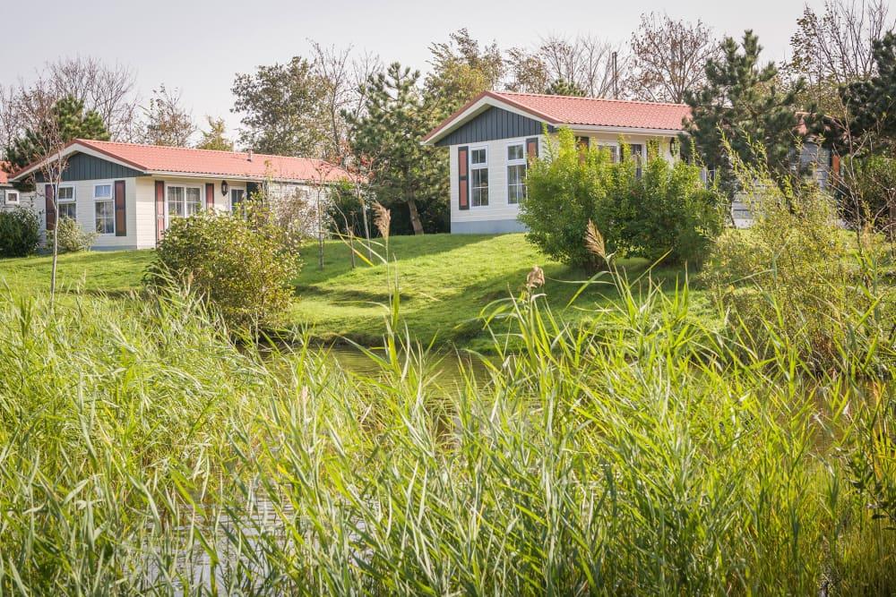 Vakantiepark De Krim, chalet type Texel