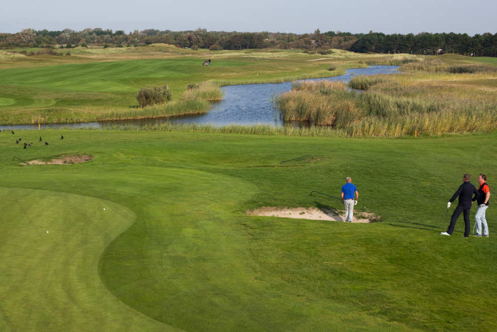 Golfbaan De Texelse, hole 9