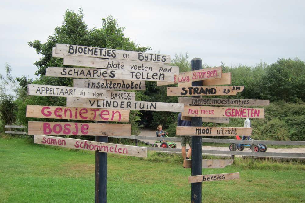 Die Bunte Erlebnis, Den Hoorn