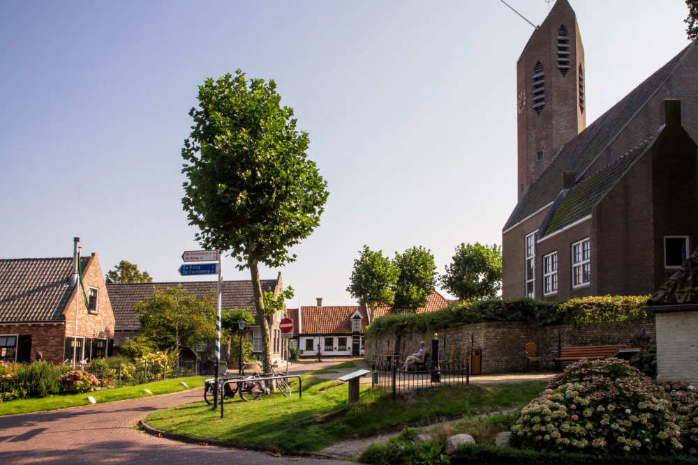 De Waal, kerk