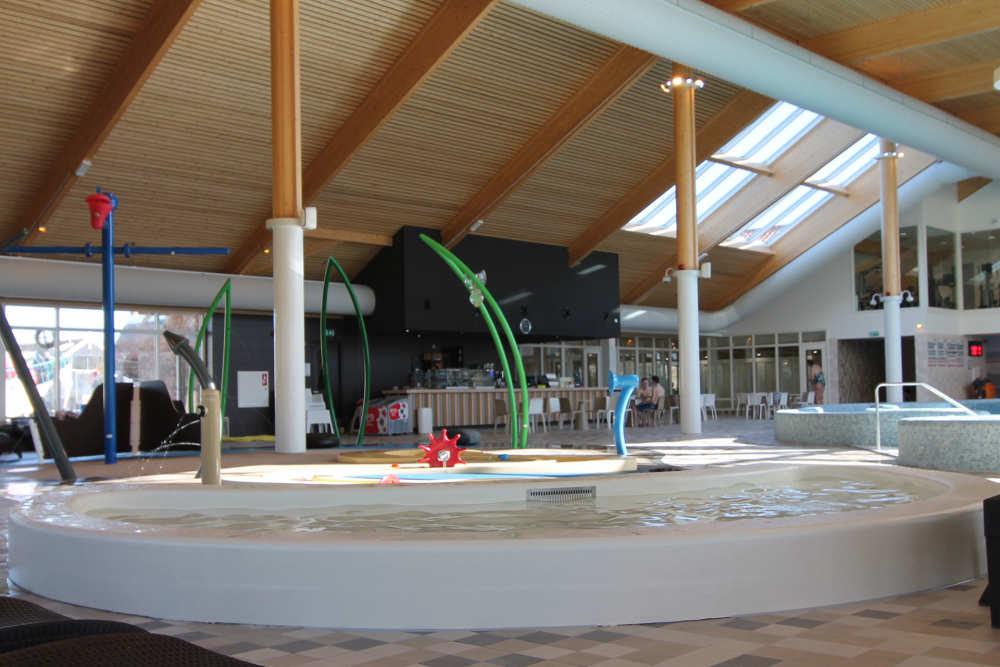 Vakantiepark De Krim, peuterbadje zwembad De Krim