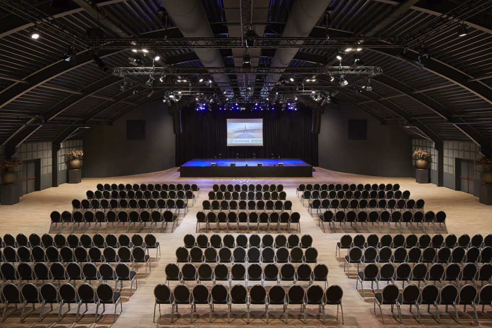 Conference, Evenementenhal Texel