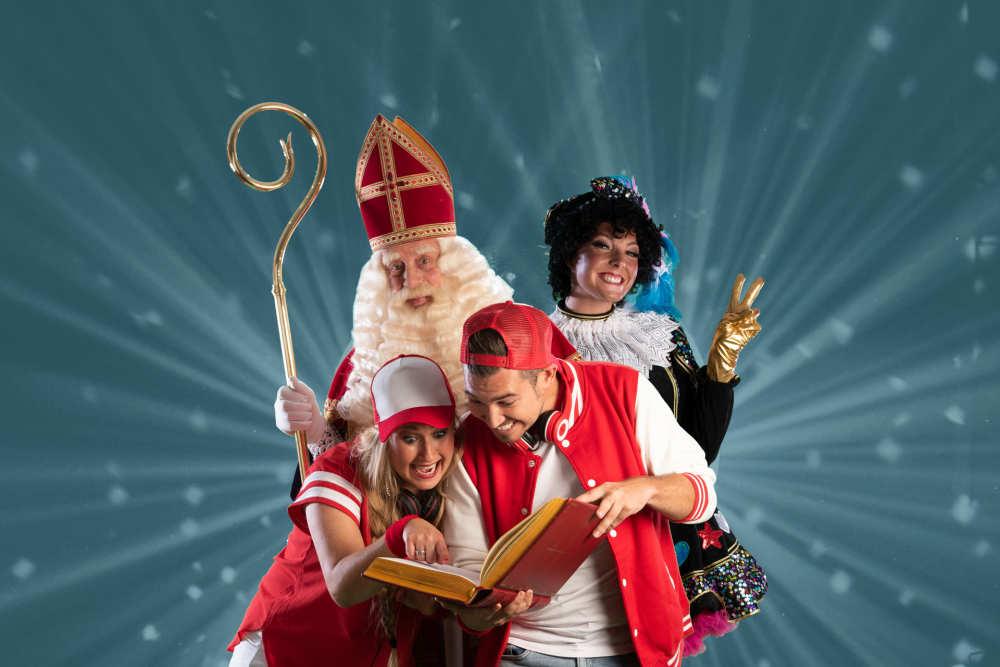 Evenementenhal Texel, Sinterklaasshow