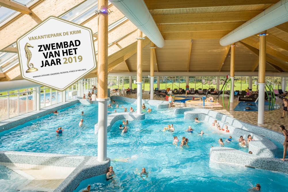Zwembad De Krim, zwembadbranche award