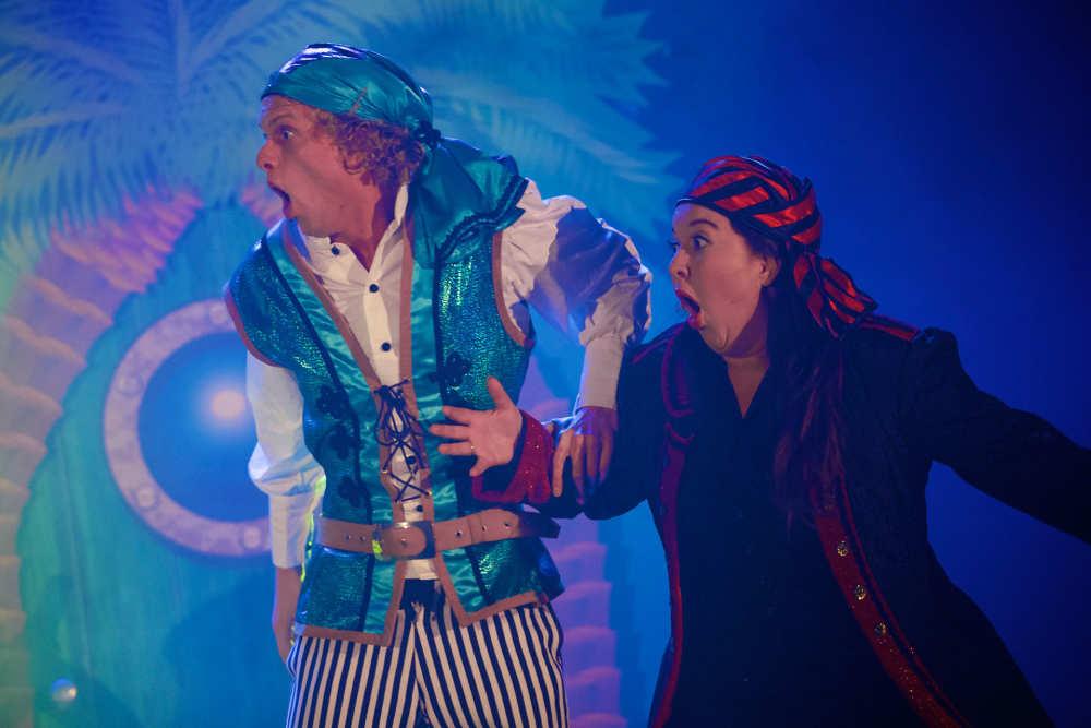 Evenementenhal Texel, De Grote Piratenshow
