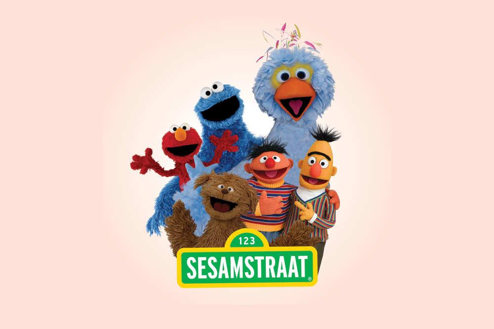 Evenementenhal Texel, Sesamstraat