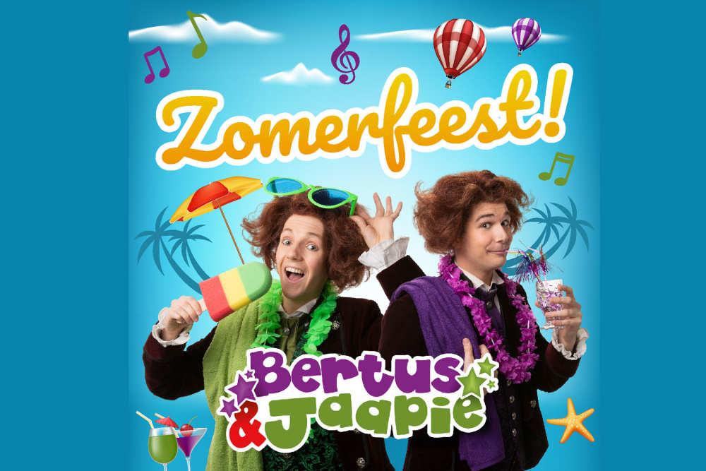 Evenementenhal Texel, Bertus & Jaapie