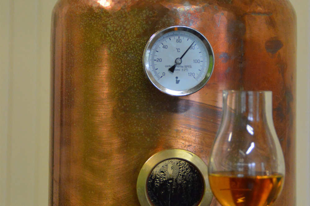 Whisky Destillerie