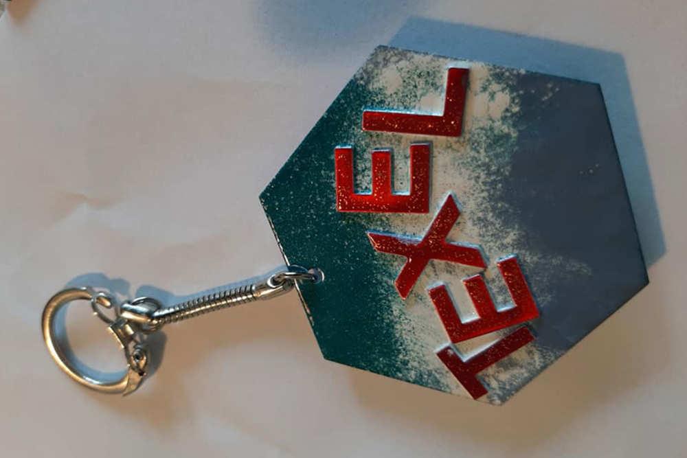 Schlüsselanhänger, JCrafts