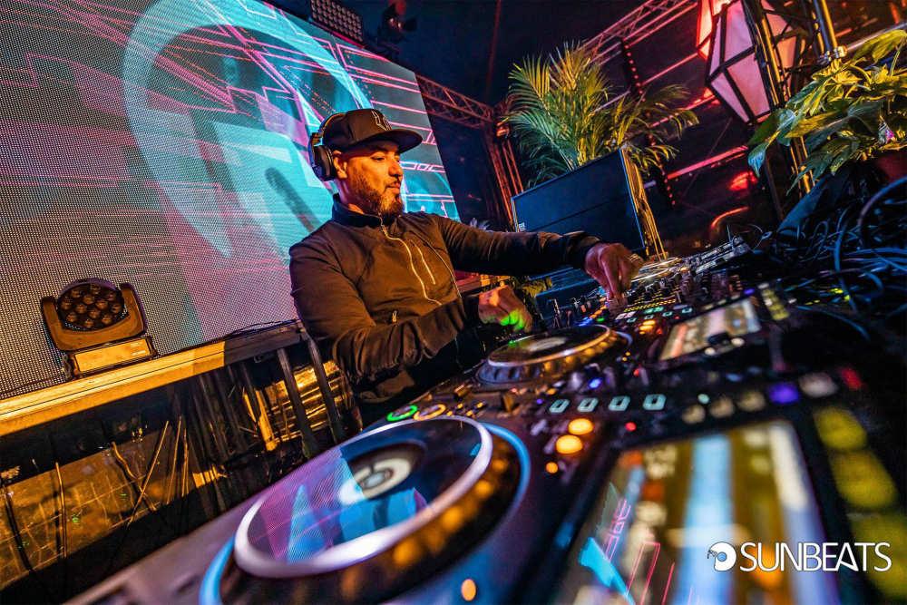 SunBeats Festival, DJ
