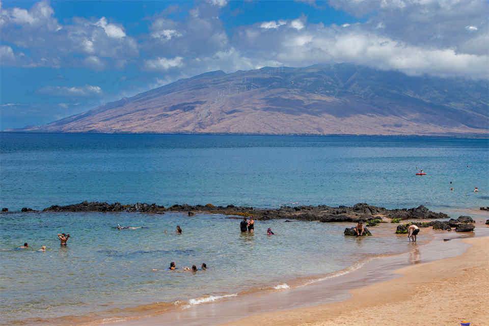 Kamaole Sands, Maui