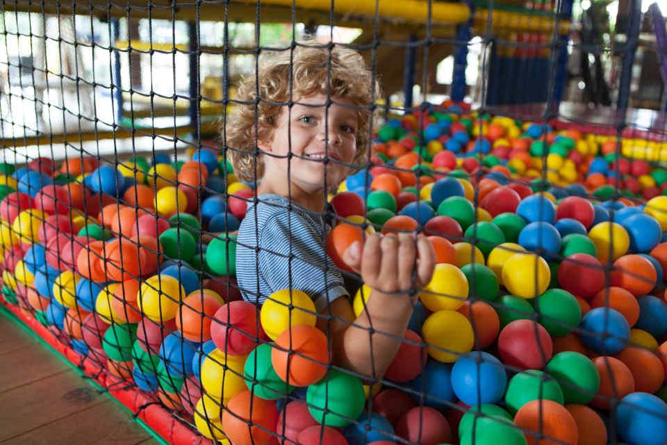 Resort De Achterhoek Indoor speeltuin