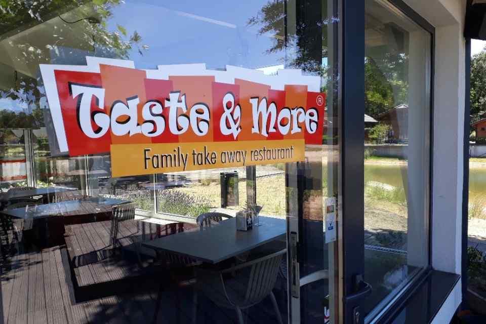 Resort De Achterhoek Snackbar Taste & More