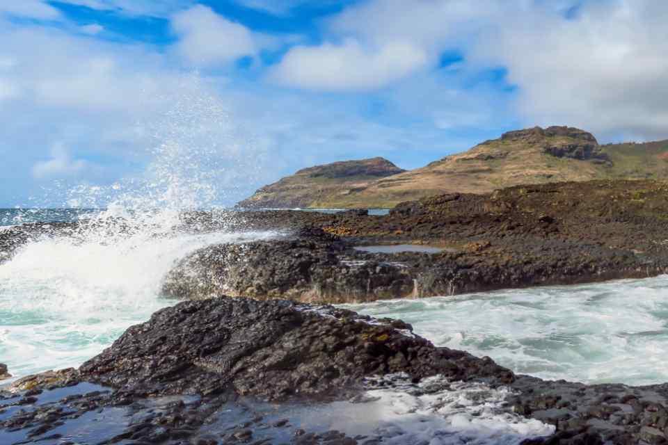 Kauai Kukii Point Lighthouse
