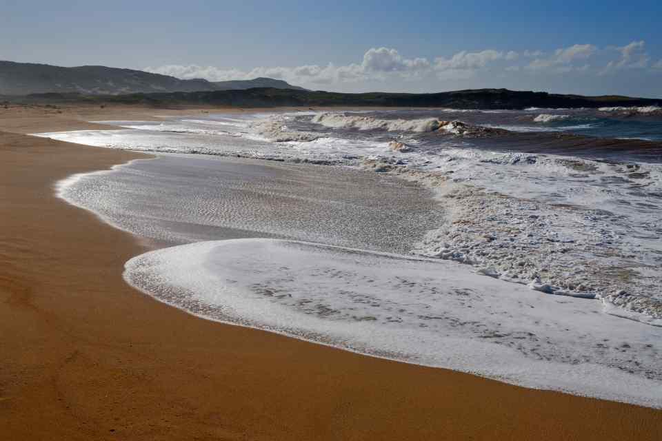 Molokai Three Mile Moomomi Beach