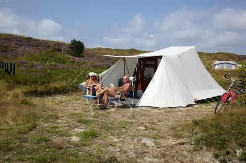 Naturistencamping Loodsmansduin