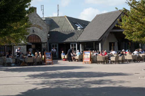 Vakantiepark De Krim, plein