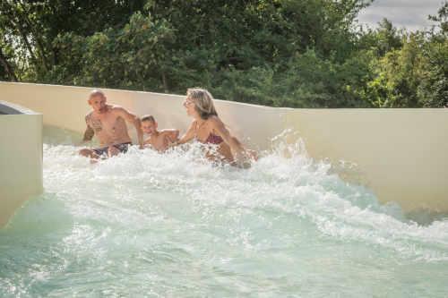 Vakantiepark De Krim, wildwaterbaan