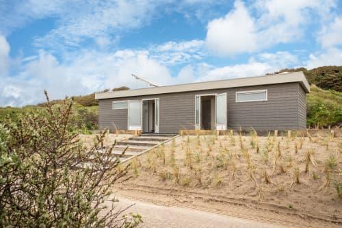 Sanitairgebouw op Camping Kogerstrand