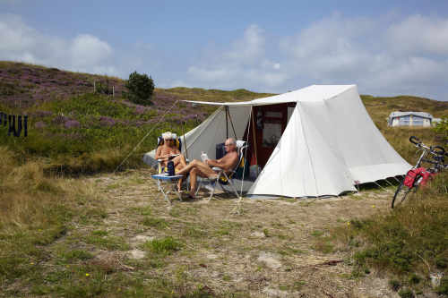 Camping Loodsmansduin, Naturisten kampeerplek