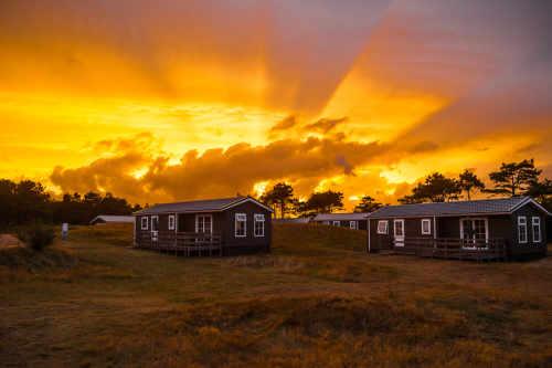 Camping Loodsmansduin, Chalet type De Geul