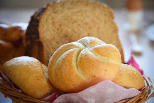 Vakantiepark De Krim, verse broodjes service