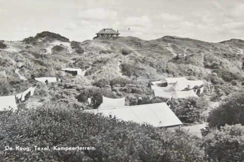 Camping Kogerstrand, historie