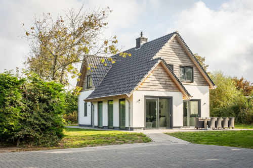 Bungalowpark 't Hoogelandt, luxe villa