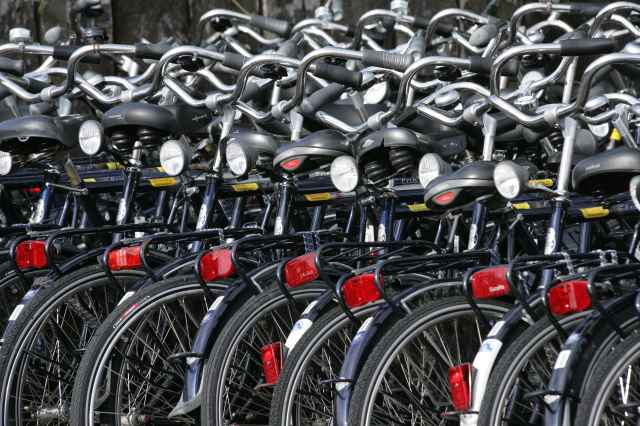 Vakantiepark De Krim, fietsverhuur