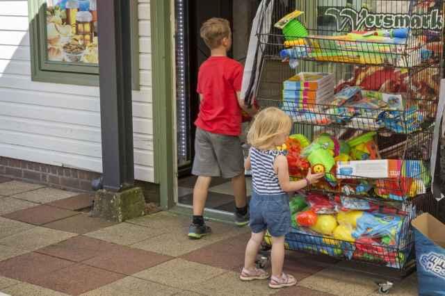 Versmarkt op Resort De Biesbosch