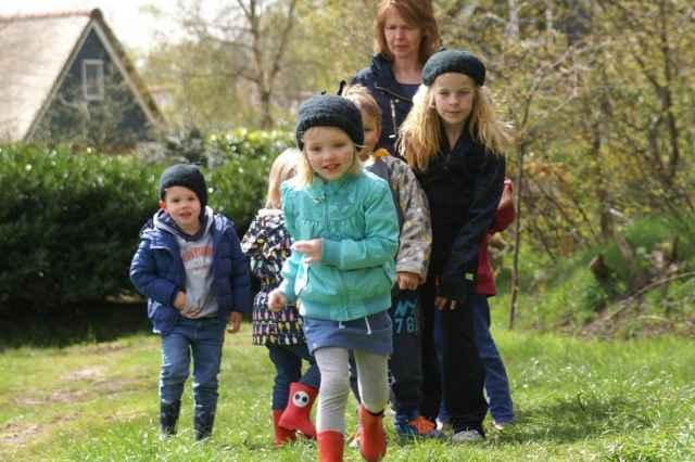 Weekendje weg met kinderen op een kindvriendelijk vakantiepark de Weerribben