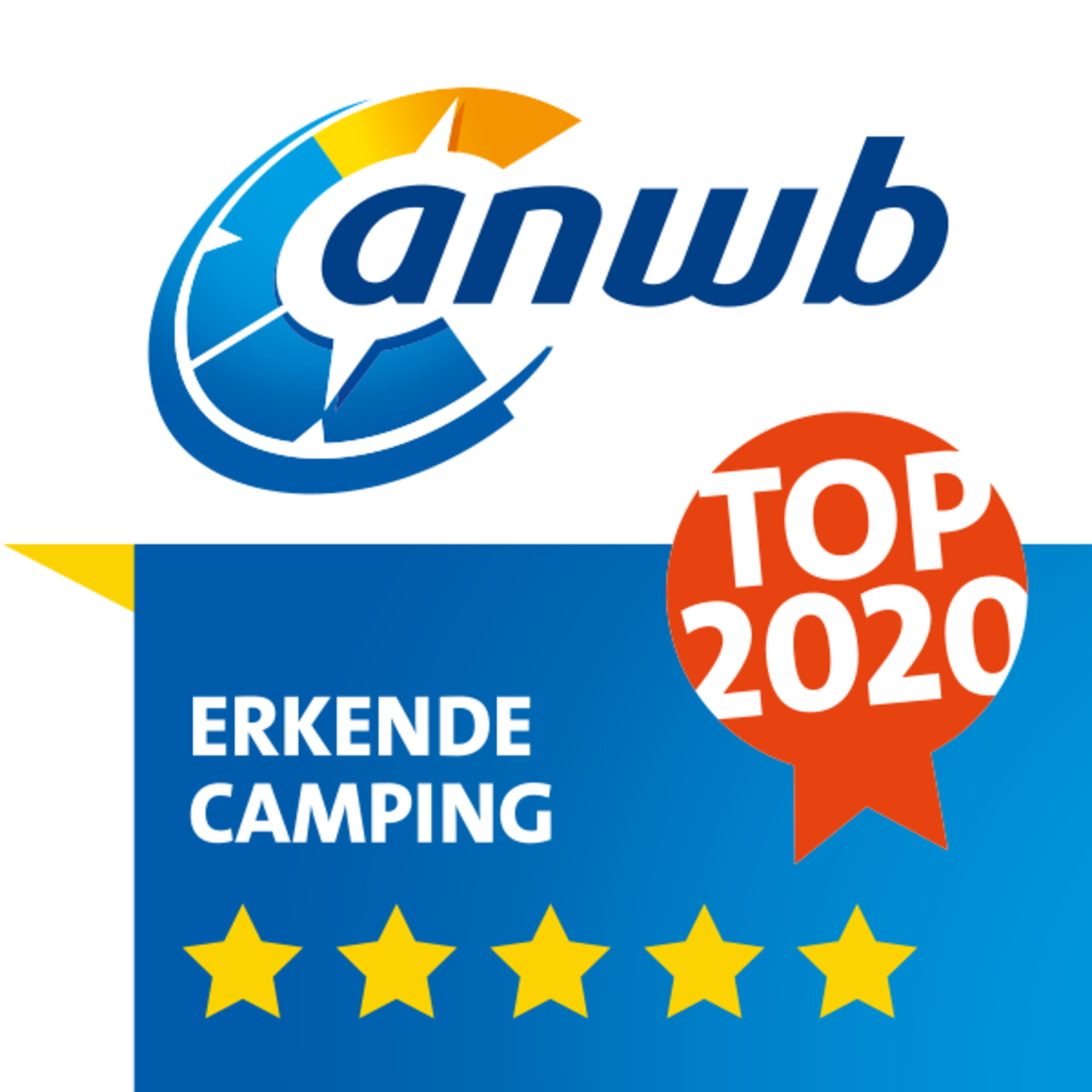 ANWB Top Camping Nederland