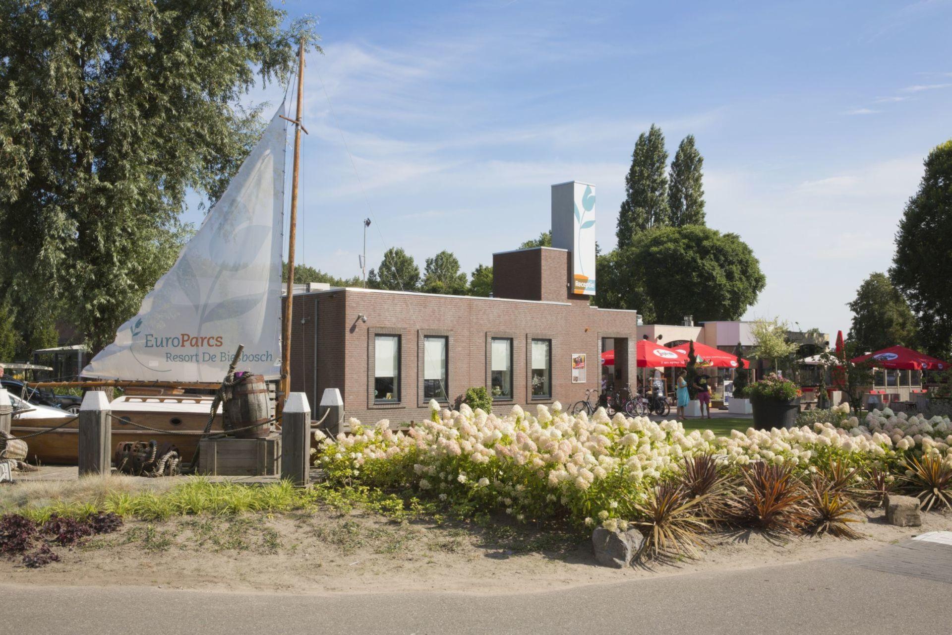 Receptie Resort De Biesbosch